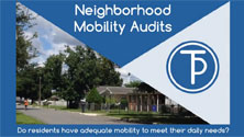 Neighborhood Mobility Audits